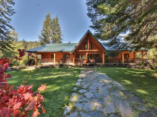 Heaven Can Wait ~ Private Riverfront Lodge - Cashmere vacation rentals