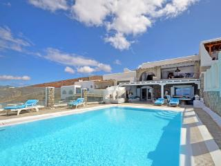 MYKONOS SEA VIEW LUXURY VILLA-SWIMMING POOL - Mykonos vacation rentals