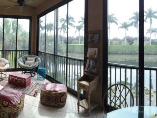 2 months basis: 4-bedroom condo at Miromar - Estero vacation rentals
