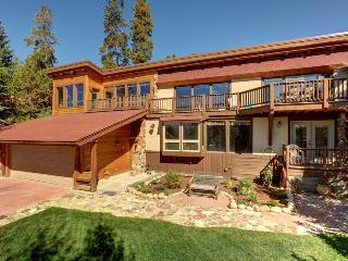 Luxurious Rustic home with Lake Dillon Views - Dillon vacation rentals