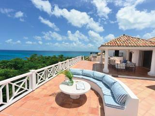 SPECIAL OFFER: St. Martin Villa 298 From Any Vantage Point Along The Lengthy Sea-facing Deck You Feel Like You're On Top Of The World. - Terres Basses vacation rentals