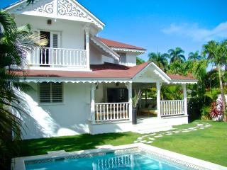 PRIVATE VILLA at THE BEACH & TOWN, Top Location! - Las Terrenas vacation rentals