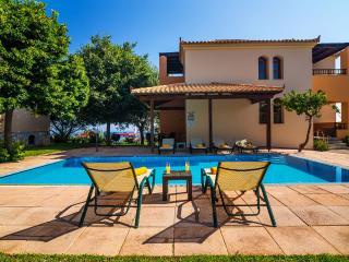 Villa Aphroditi, a luxury villa in Maleme village - Maleme vacation rentals