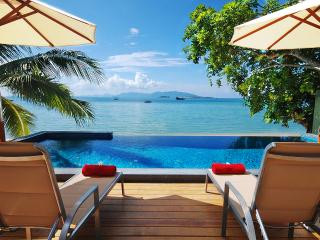 2 Bed Beachfront Pool Villa LaBaron Koh Samui - Sao Hai vacation rentals