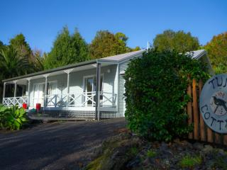 Tui Cottage at tropical Driftwood Central - Northland vacation rentals
