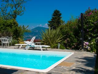 Magic villa with swimming pool - Angera vacation rentals