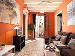CYTRUS BORNE II! 3bdrs+2bths! Born area! - Barcelona Province vacation rentals