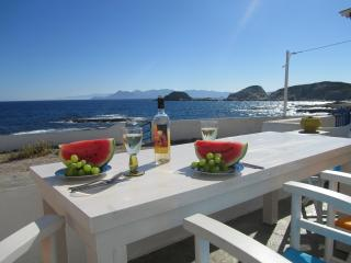 Traditional Cycladic Waterfront House - Klima vacation rentals