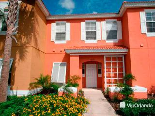 Fabulous VIP ORLANDO Villa with splash pool and 3 bedrooms - Yellow 3em05 - Four Corners vacation rentals