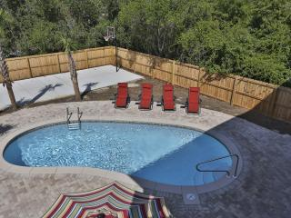 New 2014 Beach House Private Pool Basketball Court - Destin vacation rentals