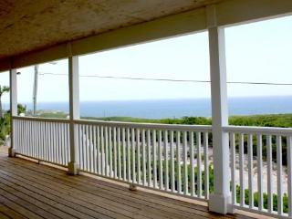 Waves.............welcome to the top of the world! - Clarence Town vacation rentals