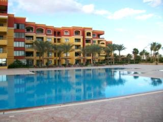 Spasious sea and pool view studio in  the elite compound - Hurghada vacation rentals