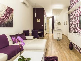 Luxury one bedroom apartment with beautiful view - Budapest & Central Danube Region vacation rentals
