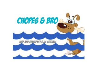 Chopes & Bro / Surf and Breakfast plus Specials - Teahupoo vacation rentals