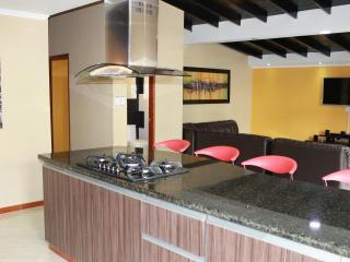 El Jeffe 6 bedroom 7 bathroom AC, Hot Tub, Lleras - Medellin vacation rentals