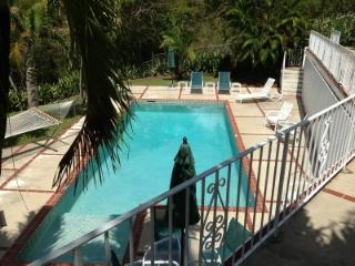 Charming 4 Bedroom Home with Private Pool & Veranda ion St. Thomas - Saint Thomas vacation rentals
