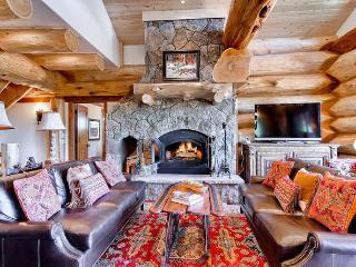 Bear Creek Cabin - 4 bd with hot tub, pool table - Breckenridge vacation rentals