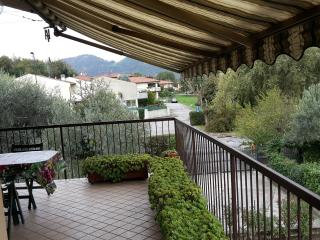 Terrace green near lake walks bike golf - Iseo vacation rentals