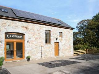 CAMBRIOL, barn conversion, character features, en-suites, on working farm, near Carmarthen, Ref 916555 - Llanelli vacation rentals