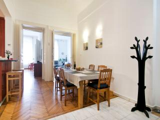 Characteristic bourgeois apartment at U.S embassy! - Budapest & Central Danube Region vacation rentals