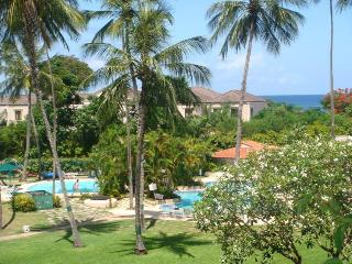 Luxury 3 bedroom home with beautiful sea views! Outdoor dining area - Saint Lucy vacation rentals