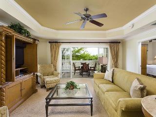 2nd floor elegant luxury condo- Disney 5.5 miles- 3 bedrooms- Fantastic views- Reunion activities - Reunion vacation rentals