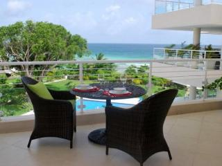 Lovely two bedroom, two bathroom fully furnished Condo is located at the newly constructed Palm Beach Condominiums - Hastings vacation rentals