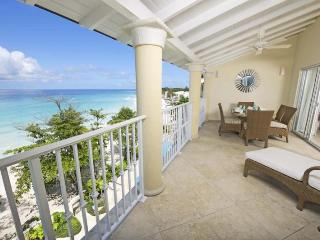 Classic 3 bedroom apartment, on the beautiful stretch of Dover Beach, overlooking the Caribbean Sea - Dover vacation rentals