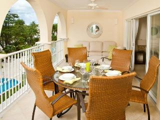 Classic 3 bedroom beachfront apartment, overlooking the Caribbean Sea - Dover vacation rentals