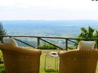 Casa Bellavista-beautiful views of Cortona valley - Cortona vacation rentals