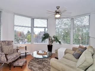 Spacious 2 Bedroom Vancouver Condo on Broadway - New Westminster vacation rentals
