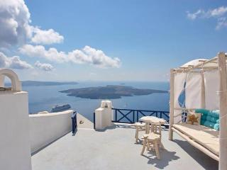 Stilvi Studio Amazing View to the Volcano! - Firostefani vacation rentals