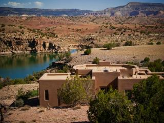 The Casita del Lago on Abiquiu Lake. 5 Stars. - El Rito vacation rentals