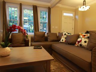 5Br DC's Ultimate Location, Near Metro, Zoo - Washington DC vacation rentals