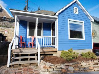 Casa Blu: Historic Miner's Cabin on Main Street! - Park City vacation rentals