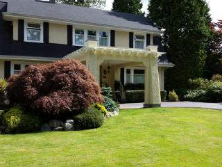 AWARD-WINNING LUXURY HERITAGE RESIDENCE - Maple Ridge vacation rentals