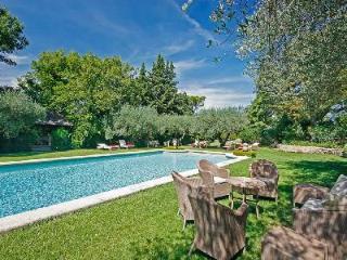 Magnificent Country Home Domaine de la Tour with Wine Cellar, Pool & Views - Bouches-du-Rhone vacation rentals