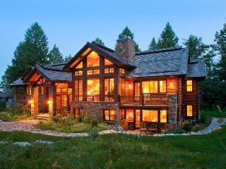 Secluded Mountain Home Two Wolves with Fireplace, Hot Tub & Easy Ski Access - Teton Village vacation rentals