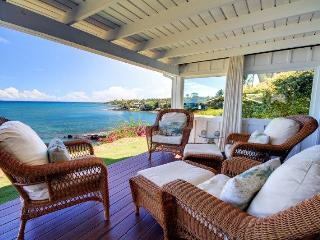 Hale Malina - 3BR/ 2BR Oceanfront Home - Lahaina vacation rentals