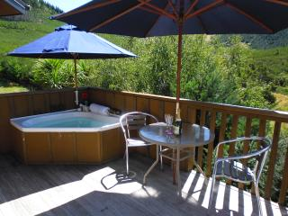'Love' Hanmer Couples Retreat - Hanmer Springs vacation rentals
