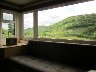 Static caravan on peaceful Smallholding Nr Bala - Bala vacation rentals