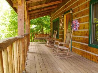 Cabin on the Hill Bed & Breakfast - Russell Springs vacation rentals