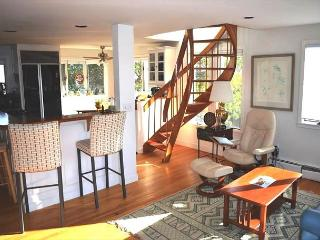 Treehouse - 2 beds/ 1.5 baths and walk to town and beach - Gloucester vacation rentals