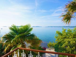 Luxury seafront villa, waterfront, private pool - Orebic vacation rentals