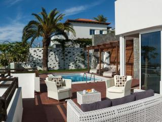 Sunny all year, stylish villa with sea view - Playa de Santiago vacation rentals
