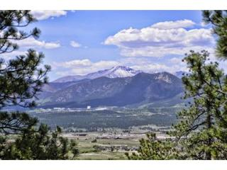 Views of Air Force Academy and Pikes Peak - Woodland Park vacation rentals