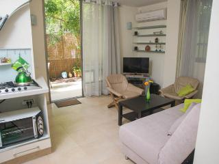 Great central apt with garden - Tel Aviv vacation rentals