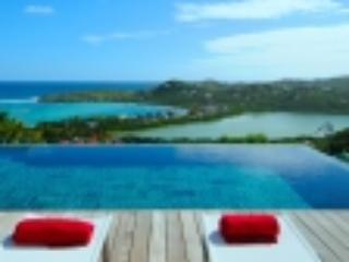 Villa Black Pearl St Barts Rental Villa Black Pearl - Moray vacation rentals