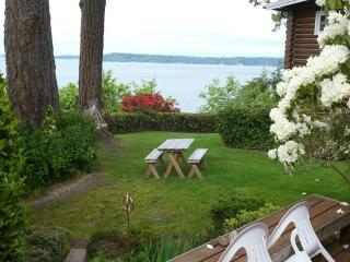Puget Sound Beach Cabin Getaway - Lacey Olympia - Shelton vacation rentals