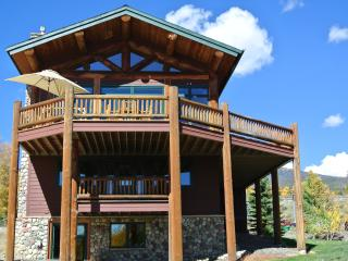 Luxury Mountain Lodge-Stunning Views of Lake Dillo - Dillon vacation rentals